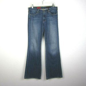 AG The New Legend Flare Jeans 30F Medium Wash